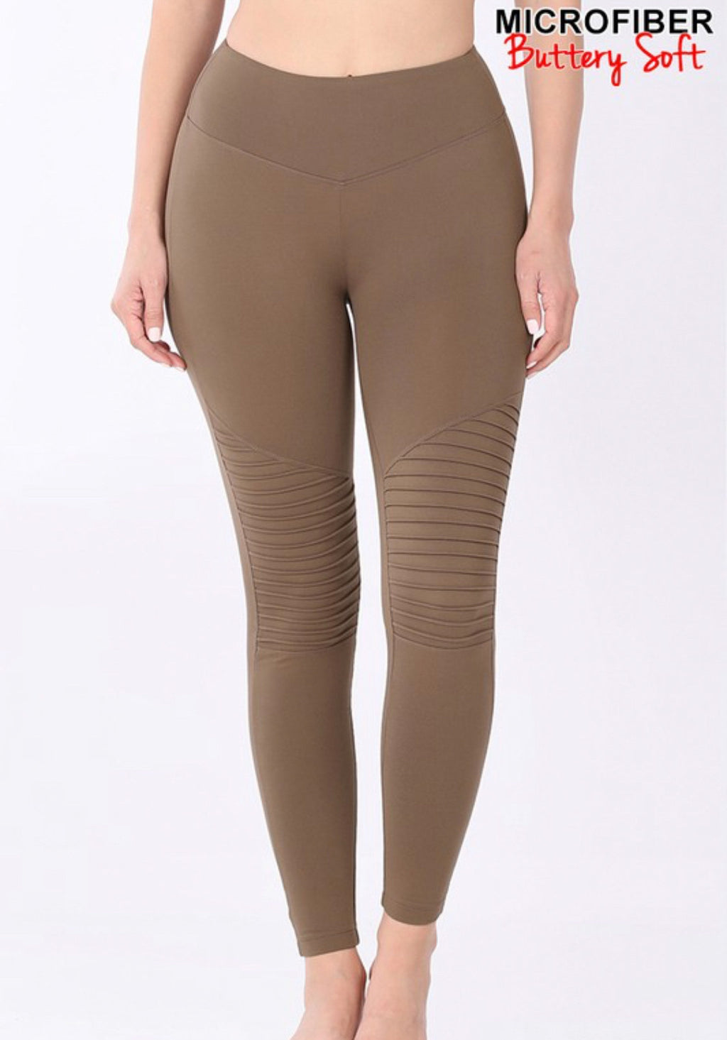 Buttery Soft Moto Leggings