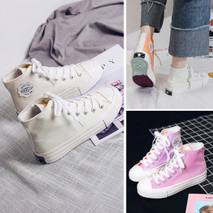 Korean New Style, UV Light Color Women's Shoes