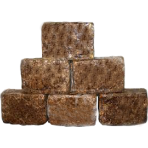 Large Bar African Black Soap