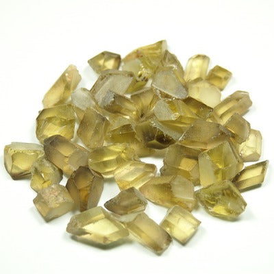 Lemon quartz (from Peru)