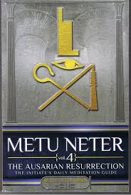 Metu Neter Volume 4 By: Ra Un Neefer Amen