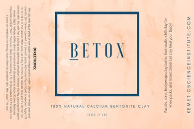 Bentonite Facial Clay