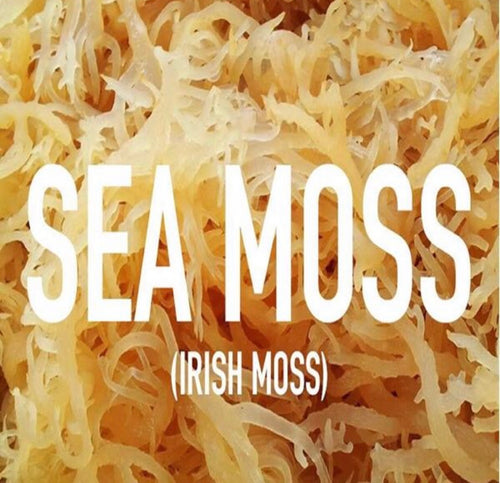 1 pound bag of Sea Moss