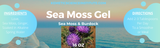 Irish Sea Moss Gel 16 oz