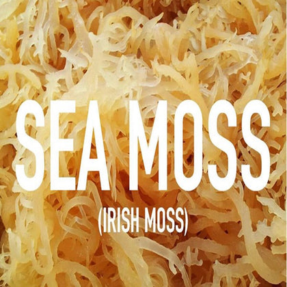 Irish Sea Moss 8 oz
