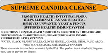 Load image into Gallery viewer, Supreme Candida Cleanse Tonic