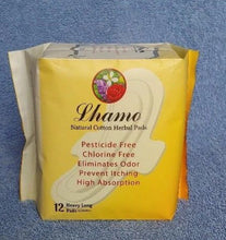 Load image into Gallery viewer, Lhamo Herbal Pads: All-natural Sanitary Napkins