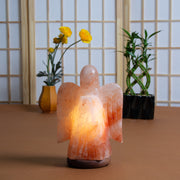 Himalayan Salt Lamp, Large Angel