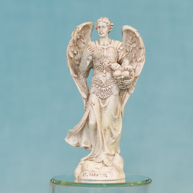 Archangel Chamuel Ivory