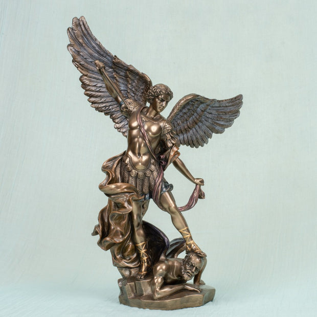 Archangel Michael Bronze Large