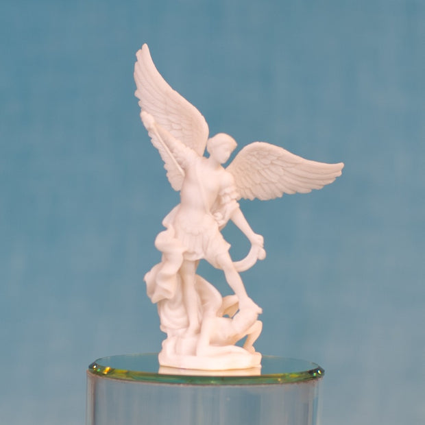 Archangel Michael Marble Small