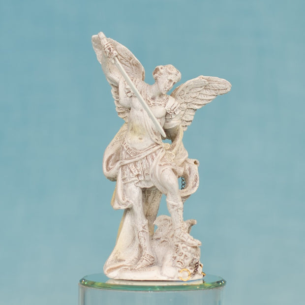 Archangel Michael Ivory 5 Inches