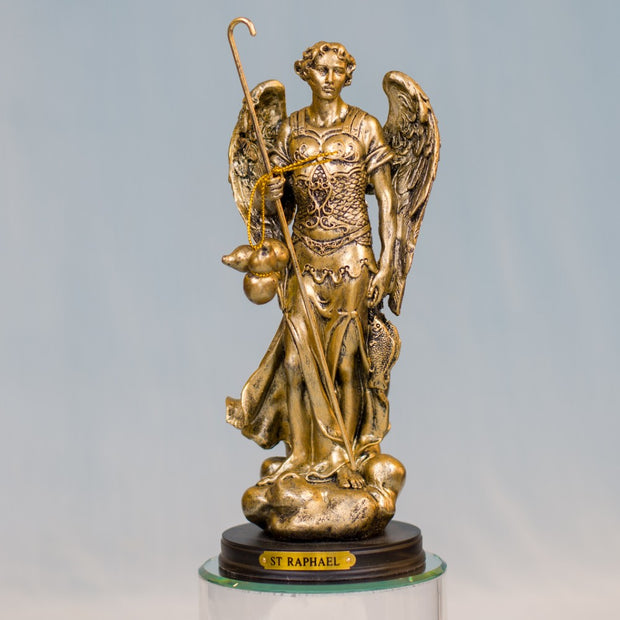 Archangel Raphael 9 Inches