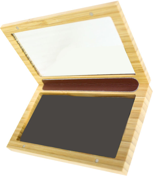 Refillable Magnetic Bamboo Box