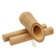 "Bamboo Fountain 4"" Two Arm Spout w/ pump kit"
