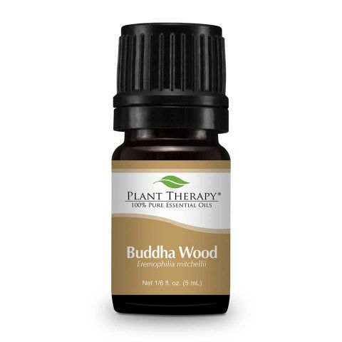 Buddha Wood Essential Oil, 5 mL