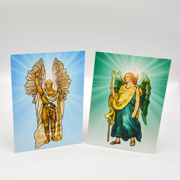 "Archangel Picture Set, 5"" X 7"" prints"