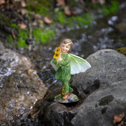 Fairy Girl, Green