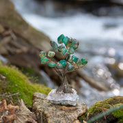 Gem Tree - Green Agate