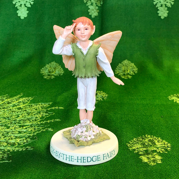 Fairy Boy: Jack by the Hedge