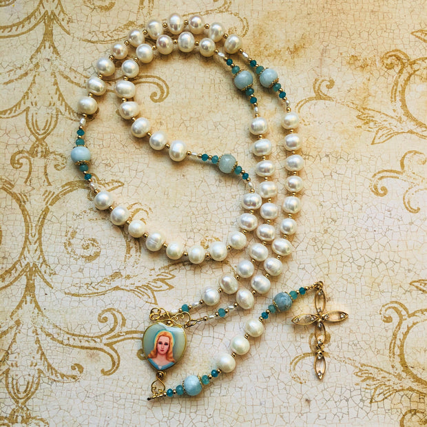 Immaculate Heart of Mary Scriptural Rosary