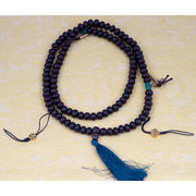 Mala: Large Bodhi Seed with 4 counters