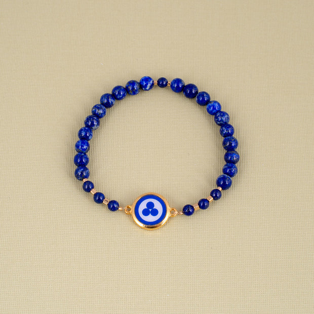 El Morya Three Dots Bracelet