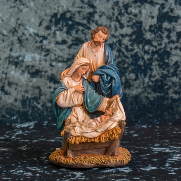 Holy Family Musical Scene, 7.5""