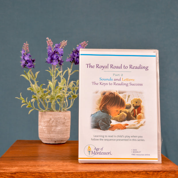 The Royal Road to Reading Part 2: Sounds and Letters: The Keys to Reading Success