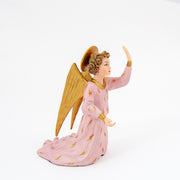 Pink Kneeling Angel