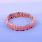 "Rhodochrosite Bracelet ""Honor Yourself"""