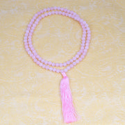 Rose Quartz Malas, Two kinds