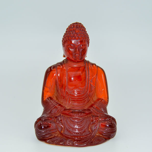 Ruby Buddha, Small