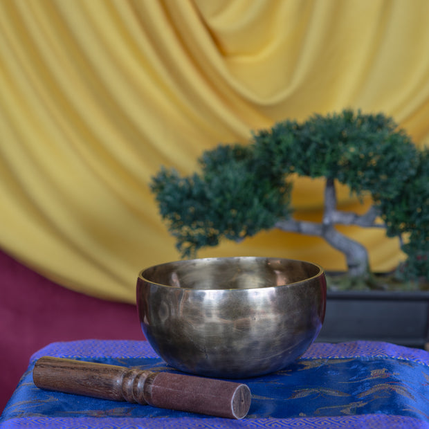 Singing Bowl, Key of D: Seat of the Soul Chakra
