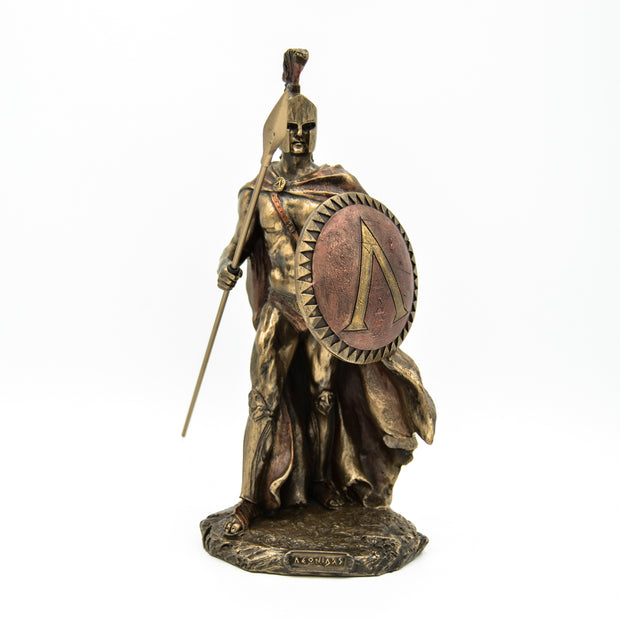 Spartan Warrior w/Shield and Sword