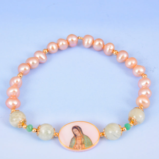 Virgin of Guadalupe Bracelet