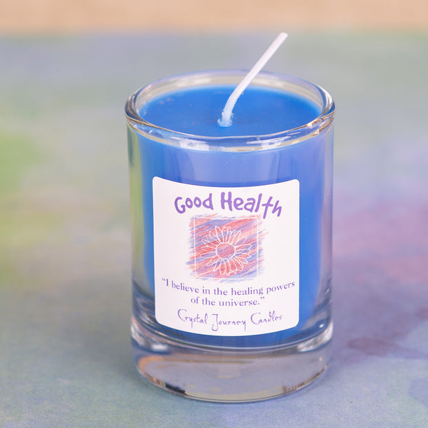Soy Candle Good Health