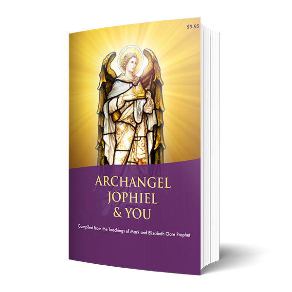 Bring to Light Key Divine Mysteries with the Archangel Jophiel and You Book E-Book
