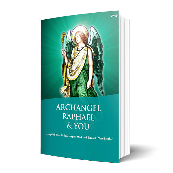 Bring to Light Key Divine Mysteries with the Archangel Raphael and You Book E-Book