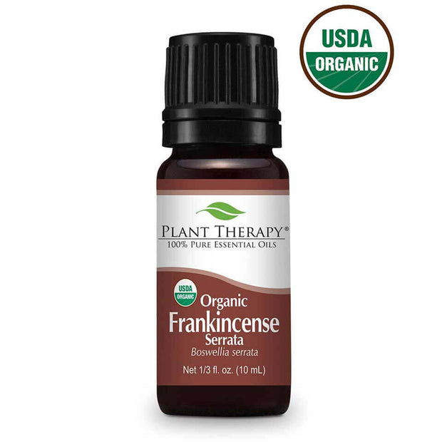 Frankincense Serrata Organic Essential Oil 10 ml and 30 ml