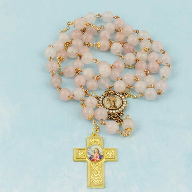 Child's Rosary to Mother Mary