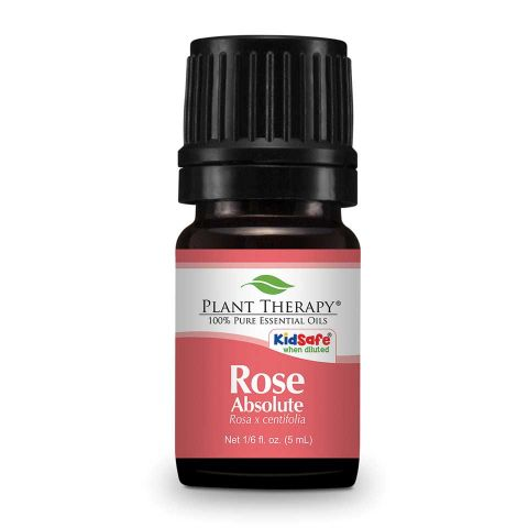 Rose Absolute Essential Oil 5mL
