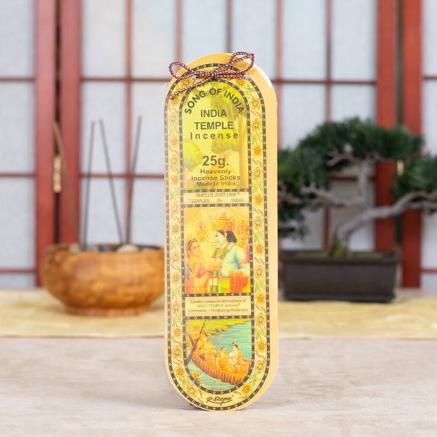 Song of India 25 grams India Temple Incense