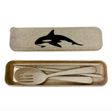 ReUsable Cutlery Kits - OCEAN COLLECTION