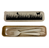 ReUsable Cutlery Kits - LANDSCAPES COLLECTION