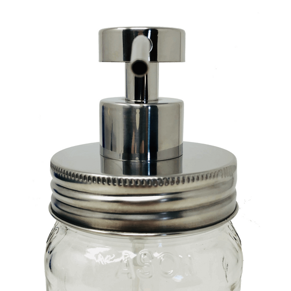 The FOAMING Pump Lid - Regular Mouth - BULK