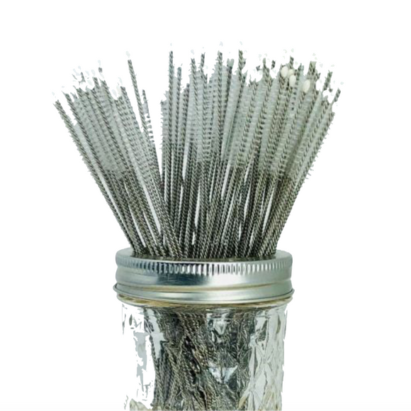 Straw Brushes For Thin Straws Refill