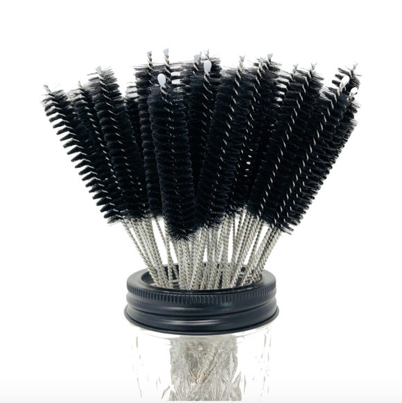 Straw Brushes For Thick Straws