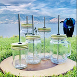 Regular Mouth Straw Hole Lids For THIN Straws - 13 Colours!