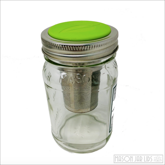 Tea Steeper Lid - Sample